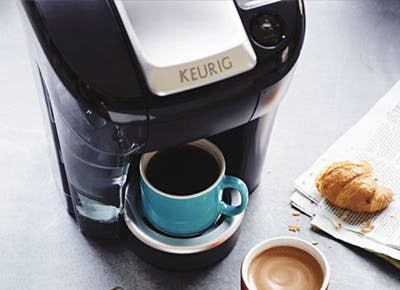 how to take apart a keurig to clean