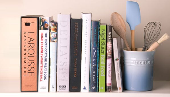 goals cookbooks