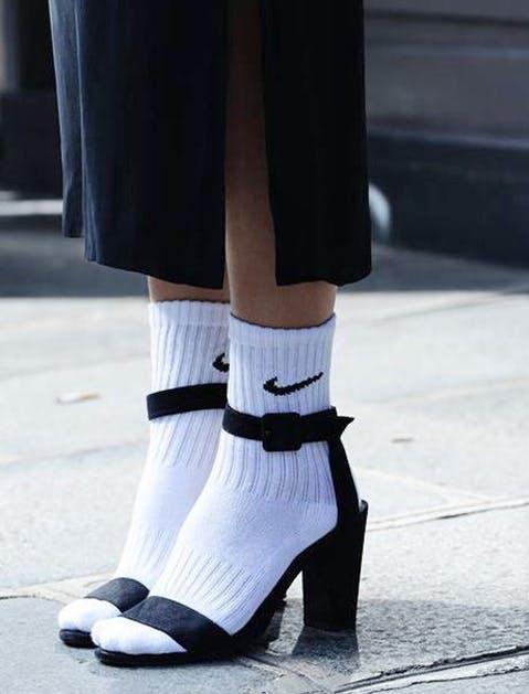 heel tips socks