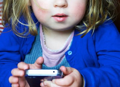 The Easiest Way Ever to Childproof Your iPhone