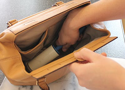 A Pretty Life-Changing Way to Clean the Inside of Your Purse