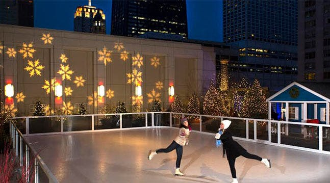 The 4 Best Places to Ice-Skate in Chicago