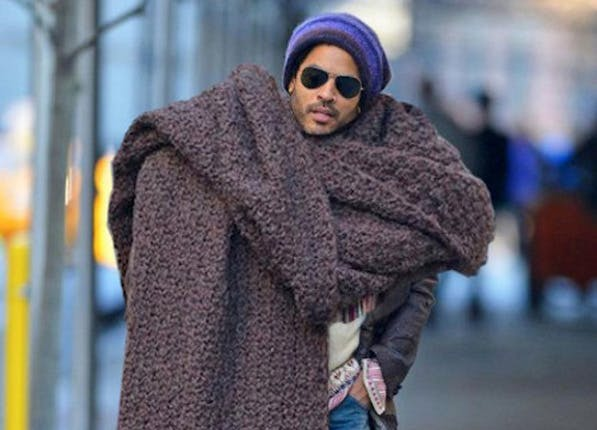 skin scarf