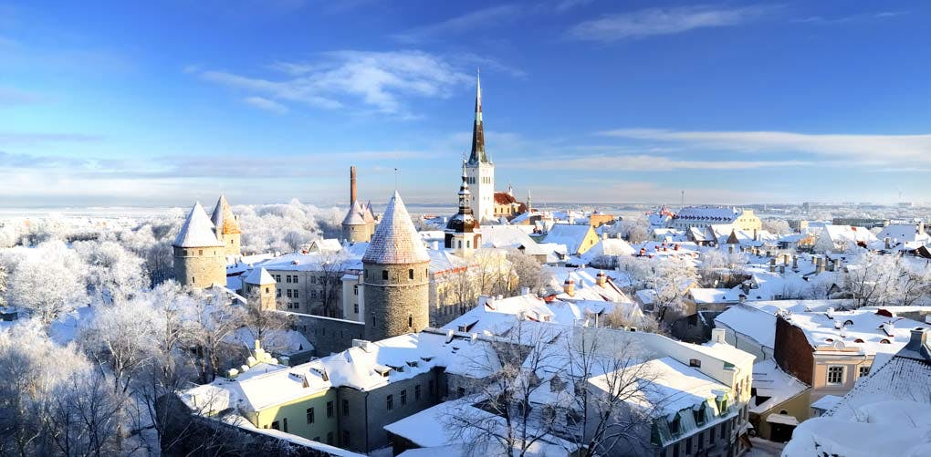 snowporn estonia