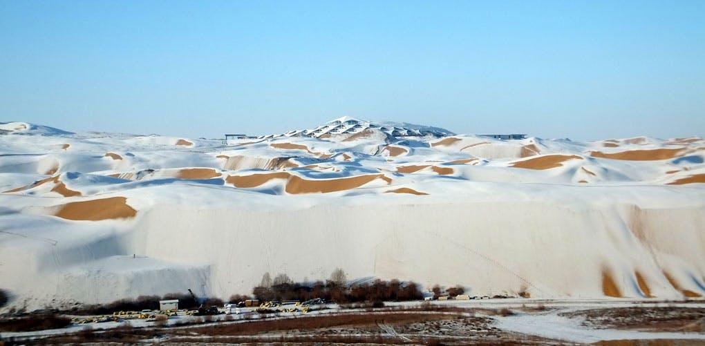 snowporn mongolia