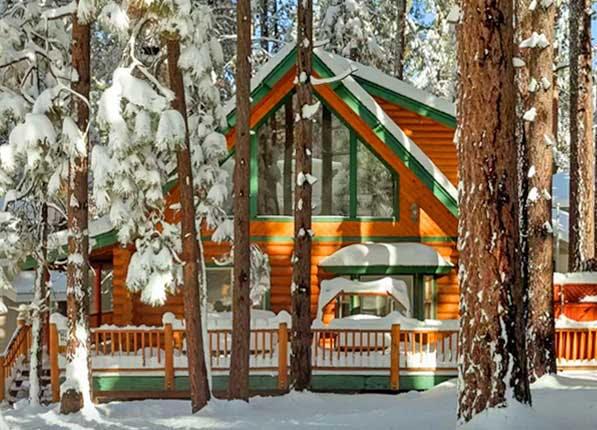 Cabin BigBear 597x430
