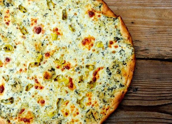 NY Pizza Artichoke