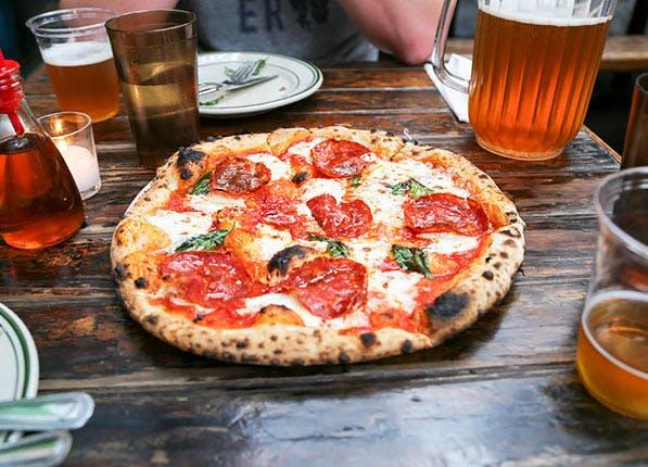 NY Pizza Robertas