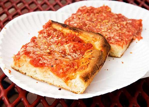 NY Pizza Spumoni