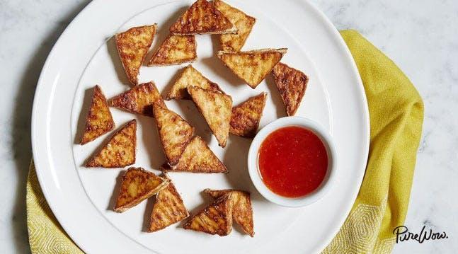 Crispy Tofu Bites