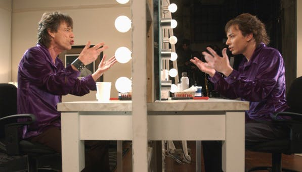 body language mirror