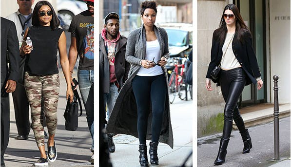 celeb leggings