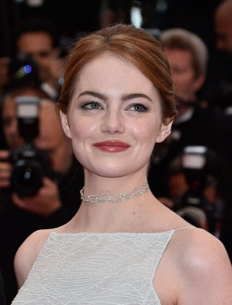 emma stone brows list