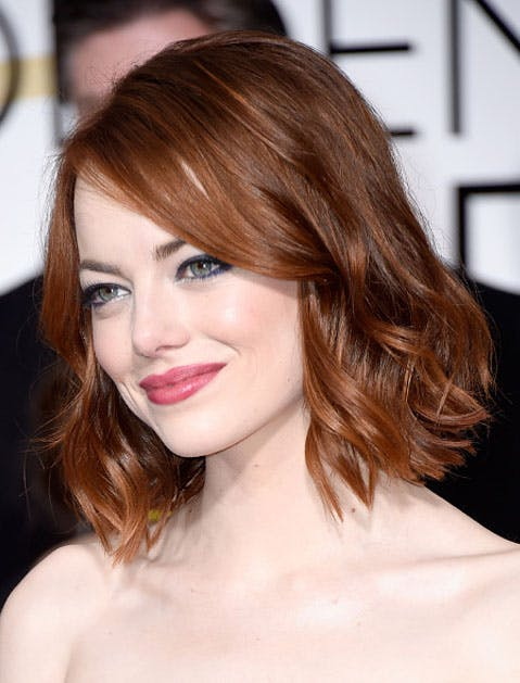 emma stone head tilt list