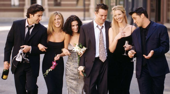 Breaking News: There WILL Be a Friends Reunion After All