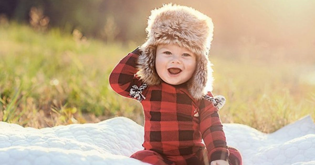 14 Gender-Neutral Baby Names That Are Too Adorable For Words