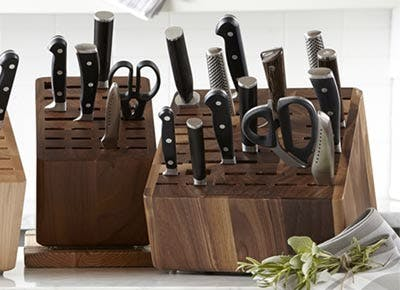 How to Clean Your (Surprisingly Gross) Knife Block