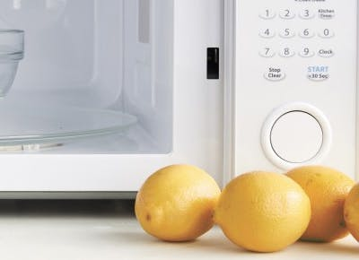 Did You Know We Should All Be Microwaving Our Lemons?