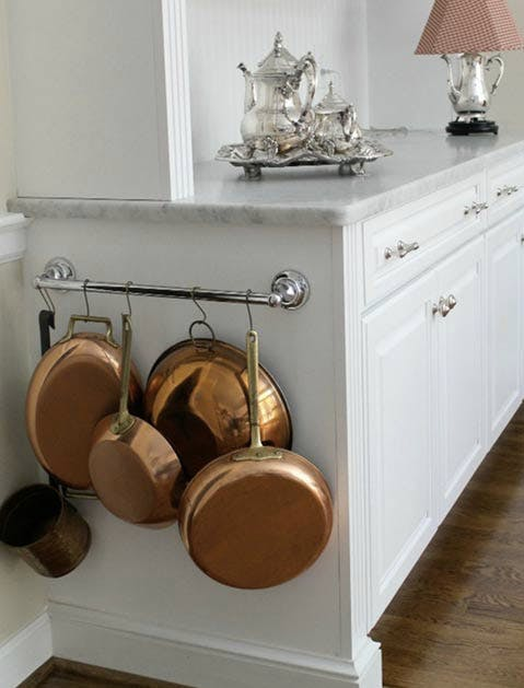 How To Organize A Small Kitchen Home Purewow
