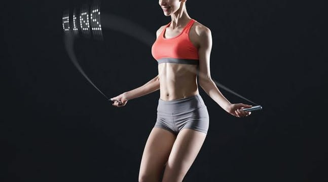 This New Smart Jump Rope Will Make You Feel Like a Kid Again