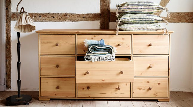 How to Silence Squeaky Wood Drawers