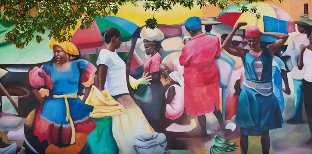 3 Little Haiti Wall Art 3 MS
