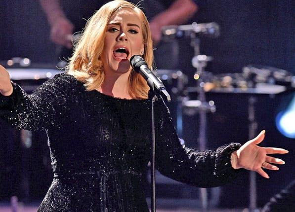 Adele Getty 597x430