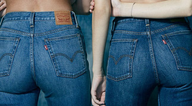 Big News! Levis Has Created Anti-Wedgie Jeans