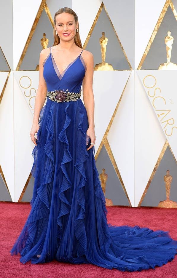 Oscars BrieLarson