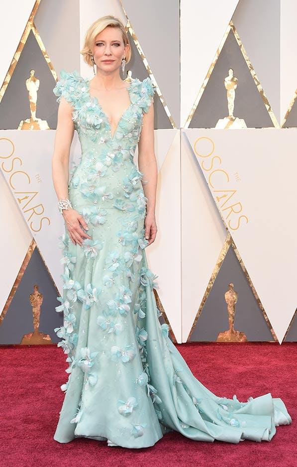Oscars CateBlanchett