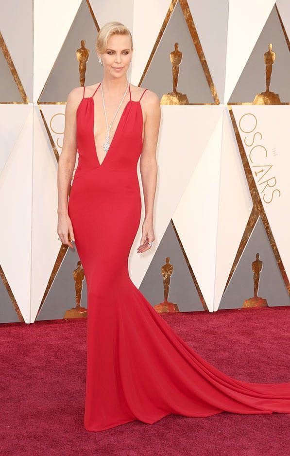 Oscars CharlizeTheron