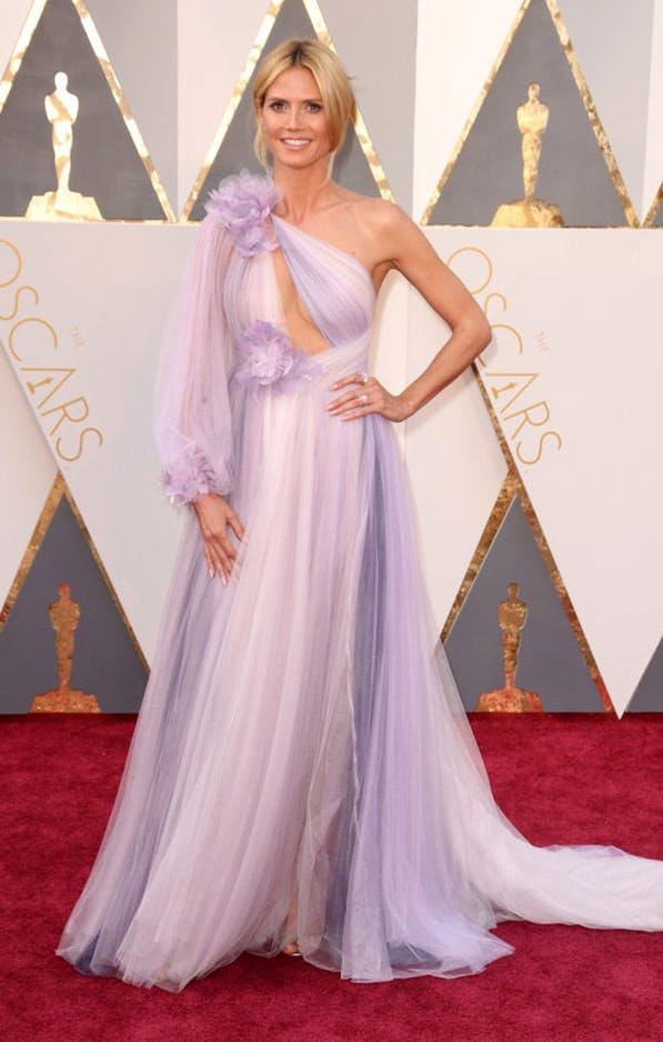 Oscars HeidiKlum