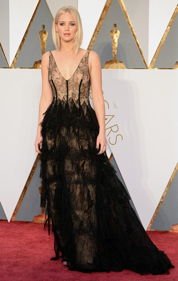 Oscars JenniferLawrence