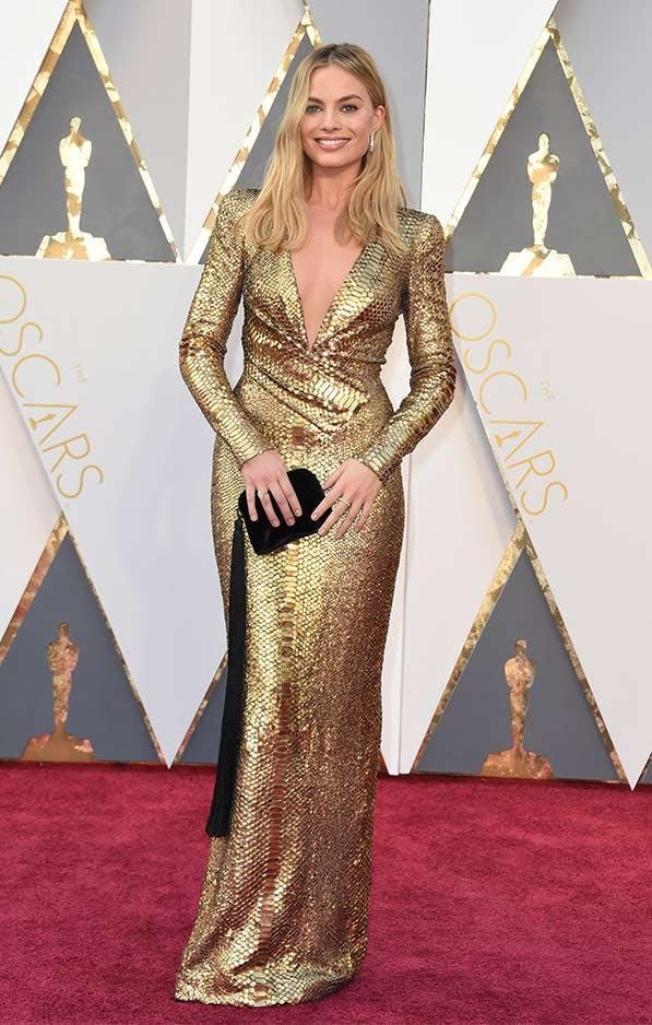 Oscars MargotRobbie