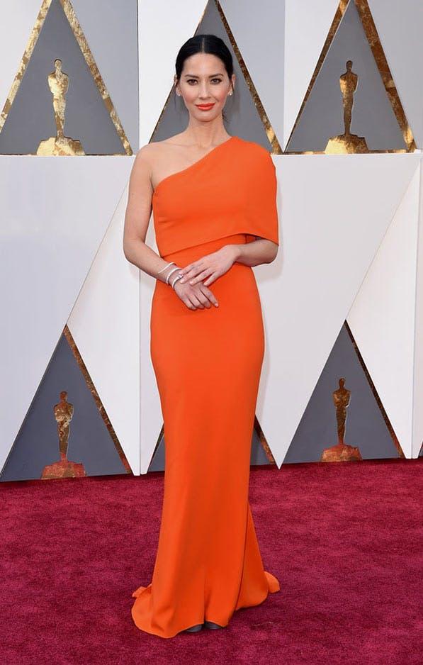 Oscars OliviaMunn