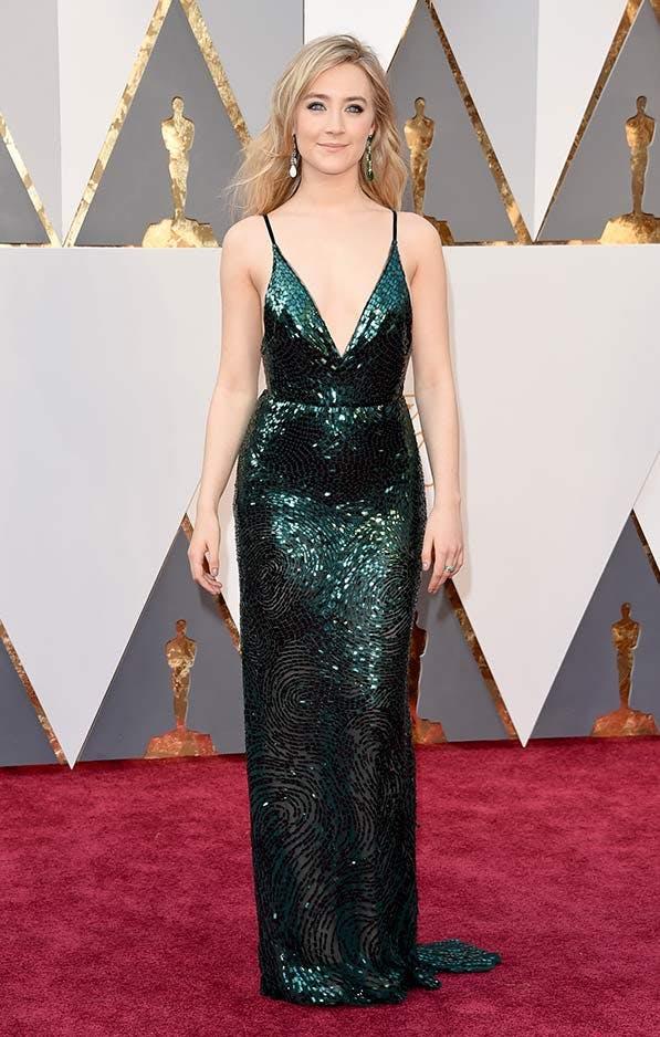 Oscars Saoirseronan