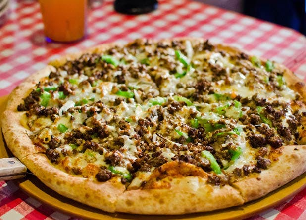 Pizza Bulgogi 618x445