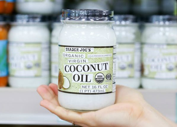Trader Joes Coconut Oil