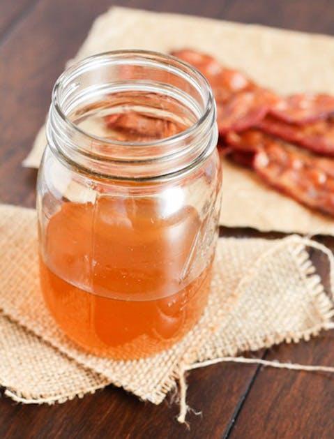 bacon fat bourbon