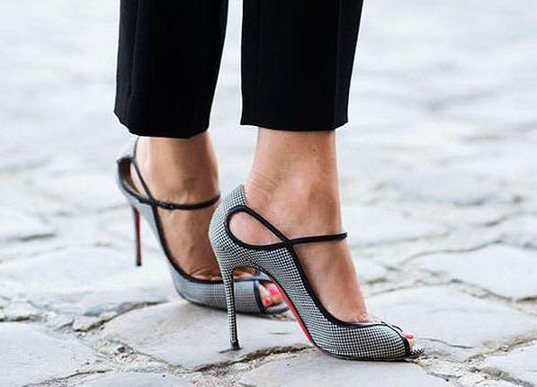 balanced heel