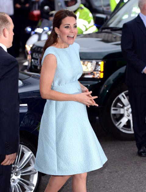 celeb maternity kate