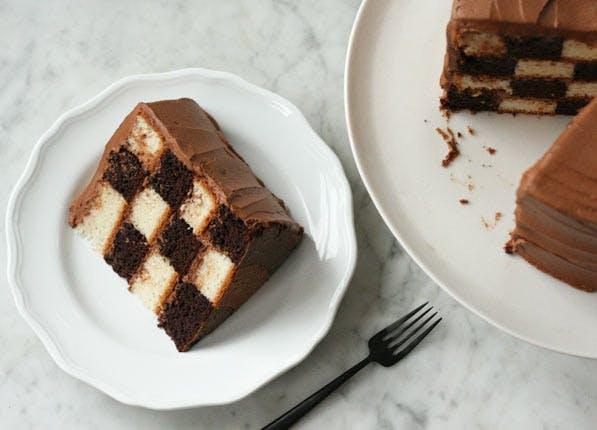 checkerboardcake