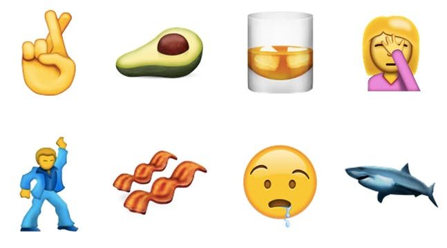 All the New Emojis That Might Be Coming to Your Phone