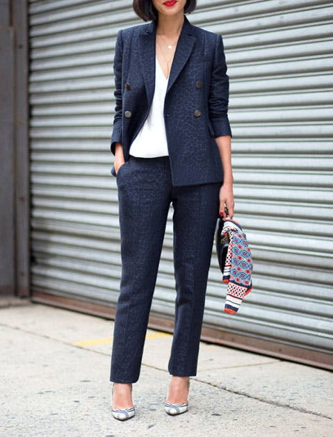 fitted blazer list