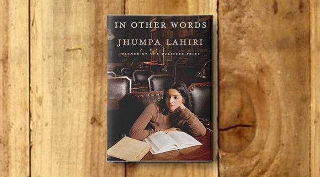 Jhumpa Lahiris Stunning Nonfiction Debut