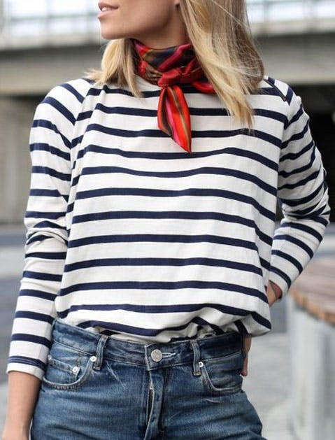 neck scarf list
