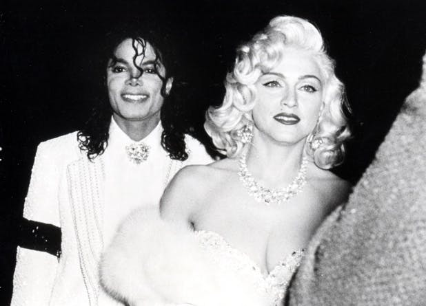oscar couples madonna