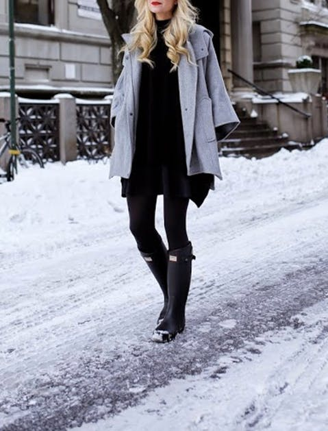 How to Wear Snow Boots | Fashion | Purewow