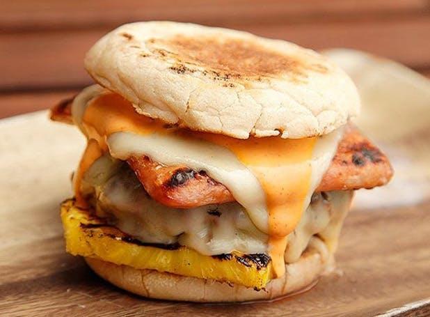 spam recipes burger