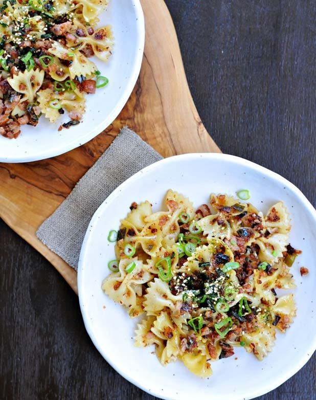 spam recipes pasta
